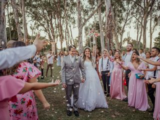 O casamento de Mariana e Weslley