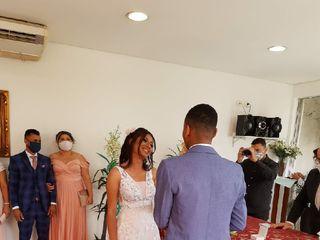 O casamento de Nicole Silva Farias e Danilo Silva Farias 1