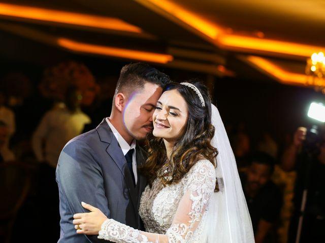 O casamento de Jessica e Milton