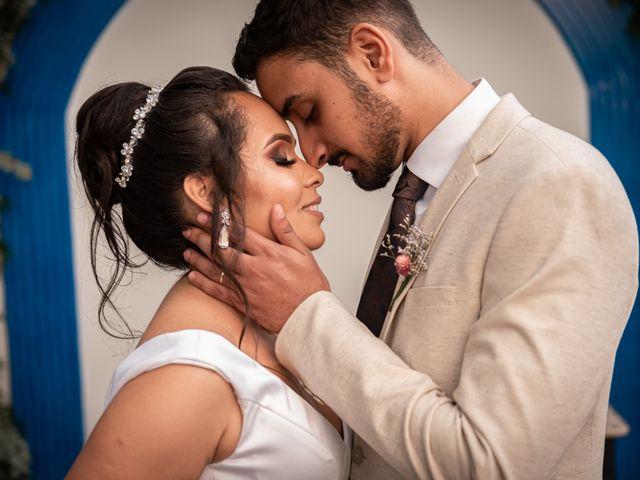 O casamento de Rayane e Hugo