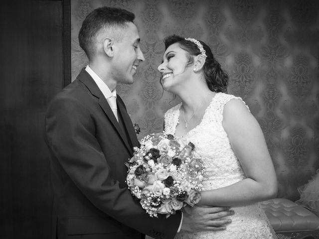 O casamento de Rafael e Juliana