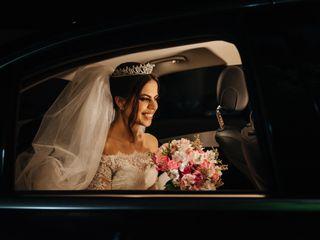 O casamento de Lorena e Rian 1