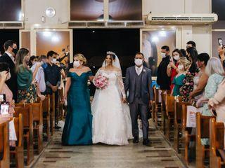 O casamento de Lorena e Rian 3