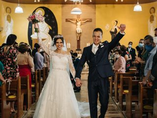 O casamento de Lorena e Rian