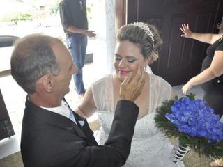 O casamento de Evelyn e Wellington 1