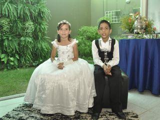 O casamento de Evelyn e Wellington 3
