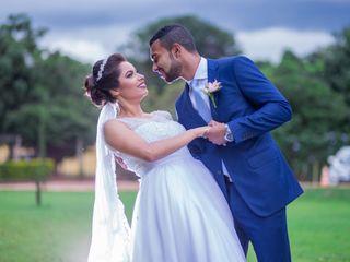 O casamento de MAYDA e THIAGO