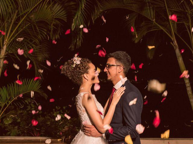 O casamento de Milenna e Lucas