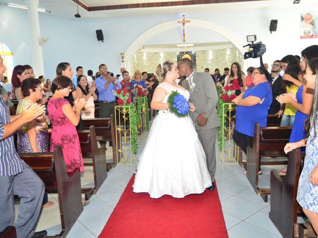 O casamento de Evelyn e Wellington