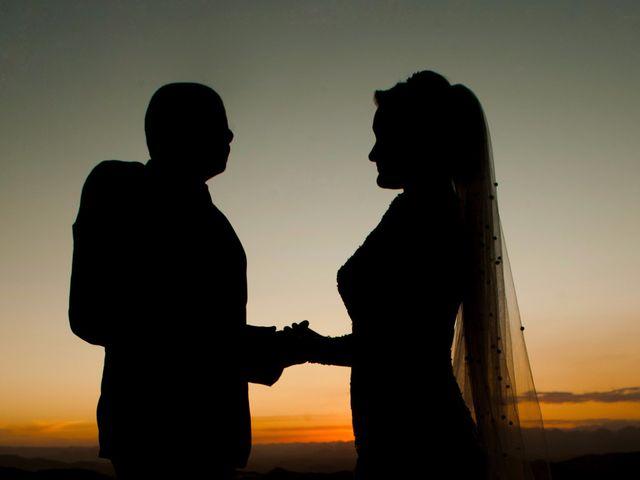 O casamento de Karol e Hugo