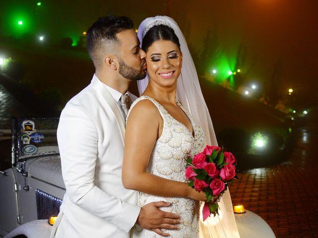 O casamento de Eduarda e Lucas