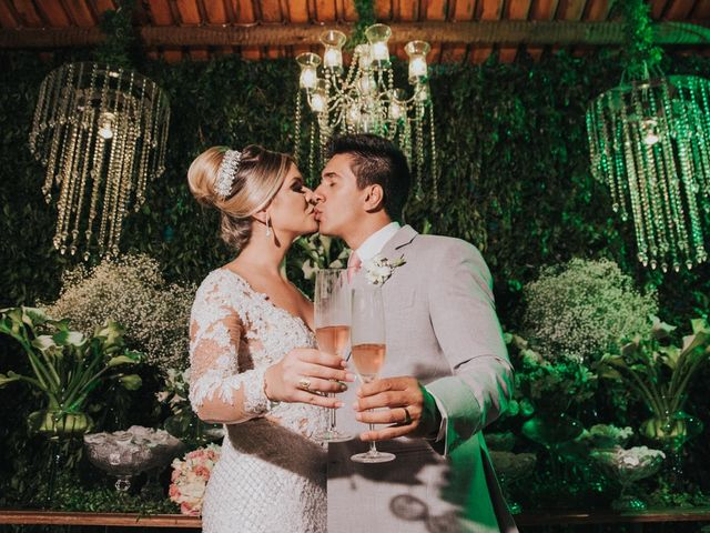 O casamento de Luana e Lucas
