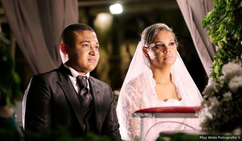 O casamento de Thiago e Leandra em São Luís, Maranhão