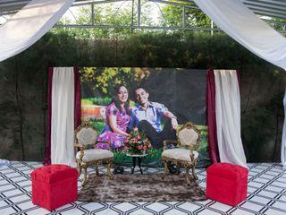 O casamento de Ohanny Rocha e Izaias de Lima 1