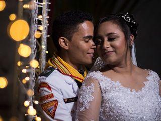 O casamento de Ohanny Rocha e Izaias de Lima