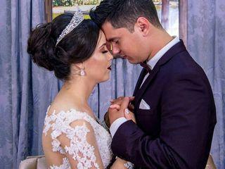 O casamento de Heloana e Ayrton 1