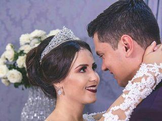 O casamento de Heloana e Ayrton 2