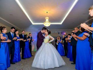 O casamento de Heloana e Ayrton