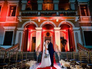 O casamento de Amanda e Delmer