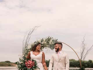 O casamento de Raquel e Amauri