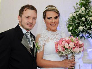 O casamento de Emanuela e Diego