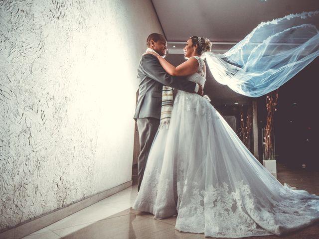 O casamento de Daiane e Matheus