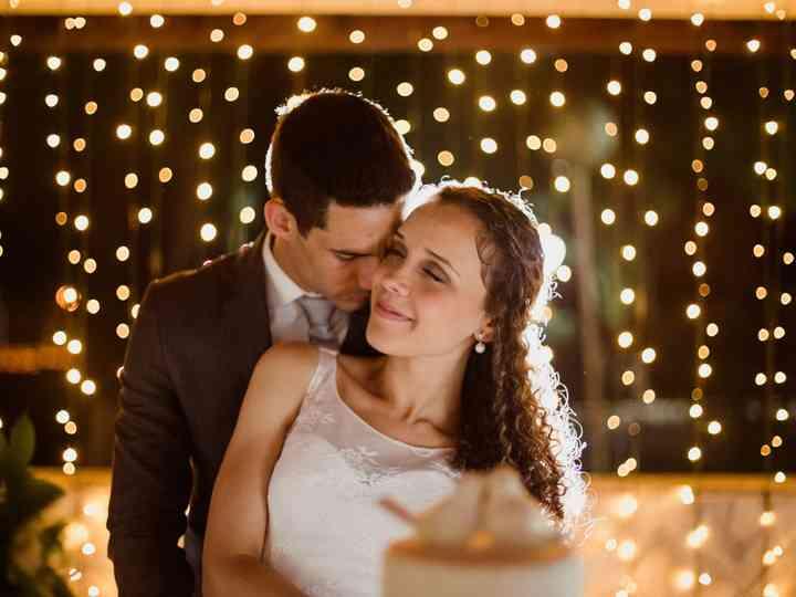 O casamento de Karoline e Jean