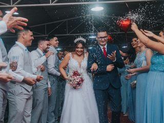 O casamento de Ana Paula e Thiago