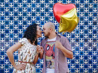 O casamento de Fernanda e Thiago 1