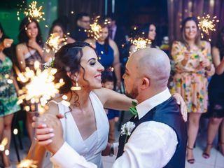 O casamento de Fernanda e Thiago