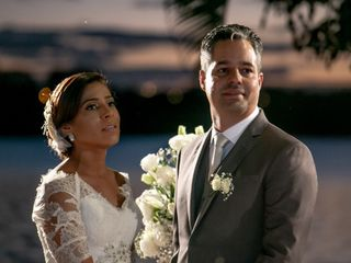 O casamento de Lícia e Leandro