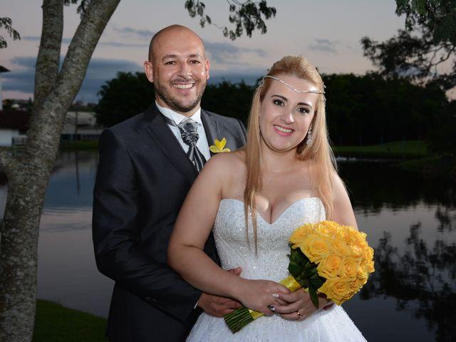 O casamento de Clarisse e Ederson