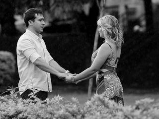 O casamento de Bianca e Nataniel 1