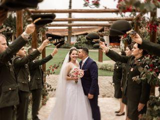 O casamento de Gabriela e Israel