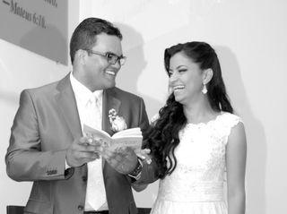 O casamento de Amanda e Filipe