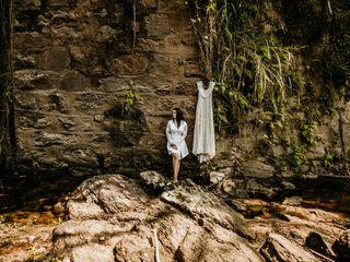 O casamento de Bruna e Yago 1