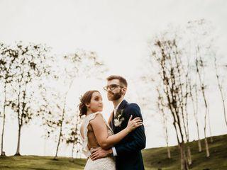 O casamento de Bruna e Yago