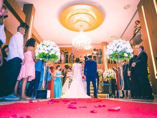 O casamento de Erica e Eduardo 1