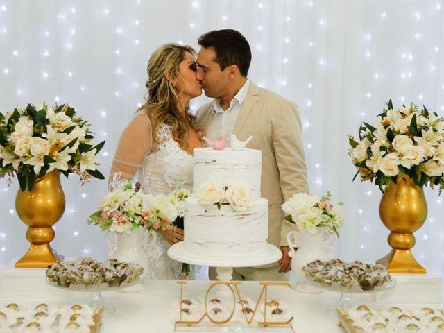 O casamento de Bianca e Nataniel