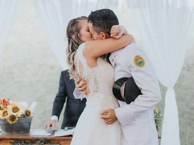 O casamento de Fernanda e Rômulo