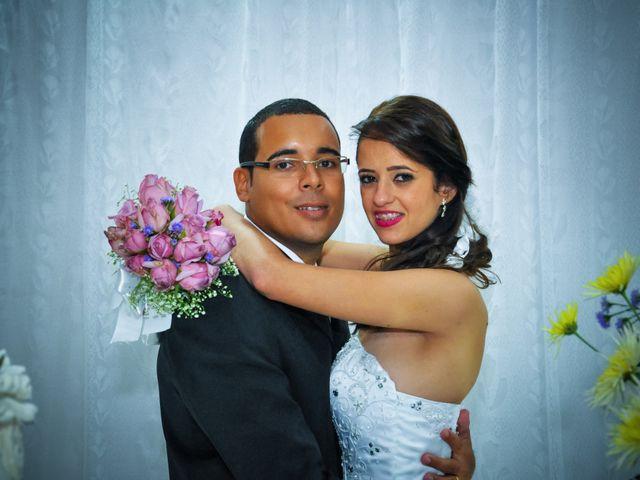O casamento de Géssica e Frederico