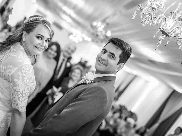 O casamento de Karina e Stefano