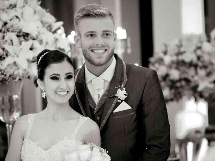 O casamento de Gabriele e Fabio