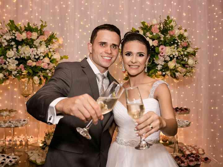O casamento de Raylane e Igor