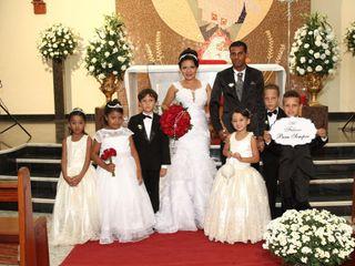 O casamento de Silvia e Wando