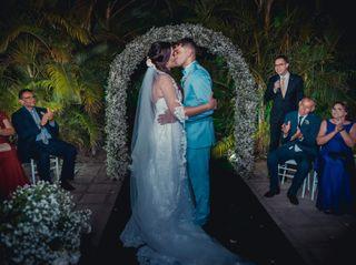 O casamento de Yasmin e Rafael 3