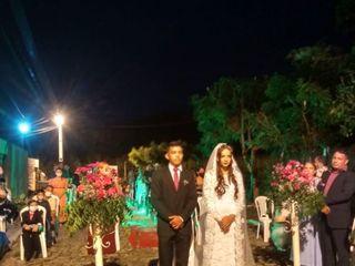 O casamento de Cassia e Aldine 3