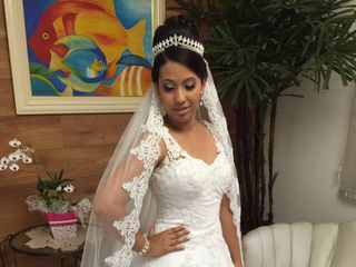 O casamento de Lais e Raphael 2