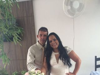 O casamento de Elizângela  e Agrecino  3