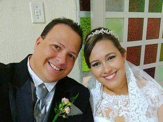 O casamento de Mirielle e Rodrigo